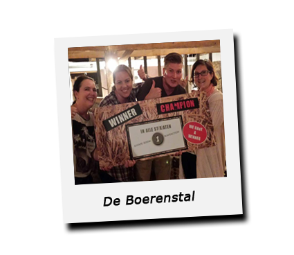 Escape room boerenstal